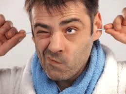 how to clean earwax