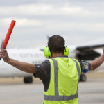 Speciality ear muffs are a must-have gear for the airport ground crew