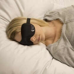 Sleeping Earplugs and Sleep Mask