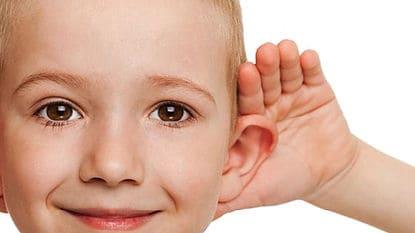 children hearing loss