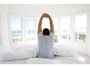 Arrange bedroom for healthy sleep